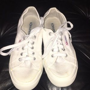 Great condition white supergas